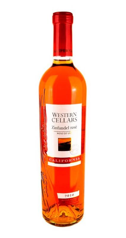 Western Cellers Zinfandel Rose