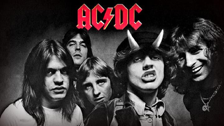 AC/DC Produkter