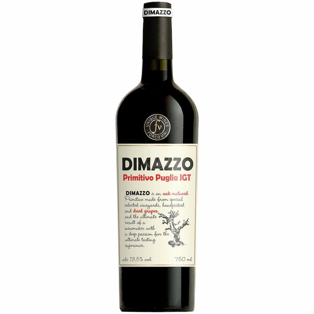 Dimazzo Primitivo Puglia I