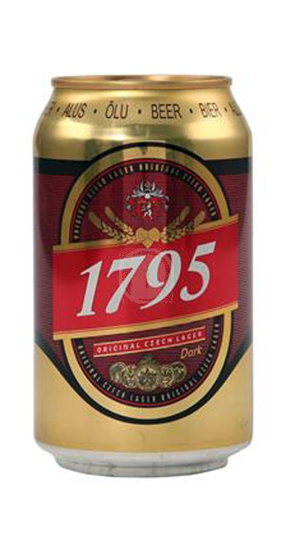 1795 Original Czech Lager dark