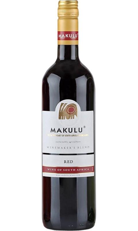 6 Flaschen Makulu Cape Red