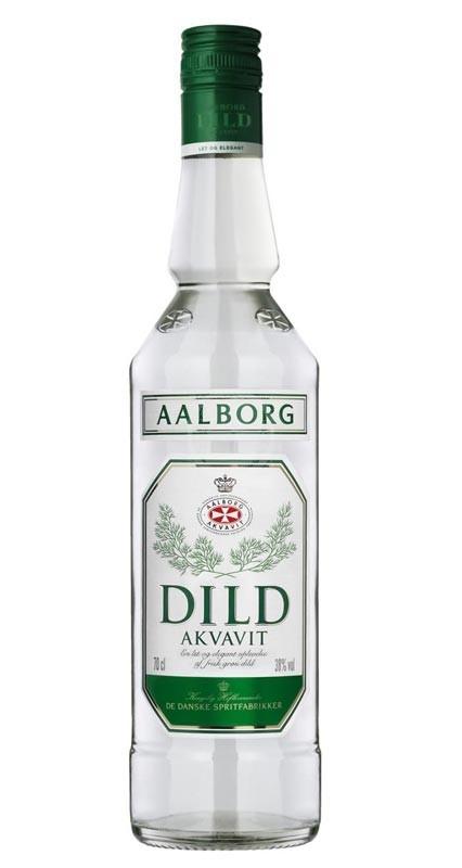 Aalborg Dild Akvavit