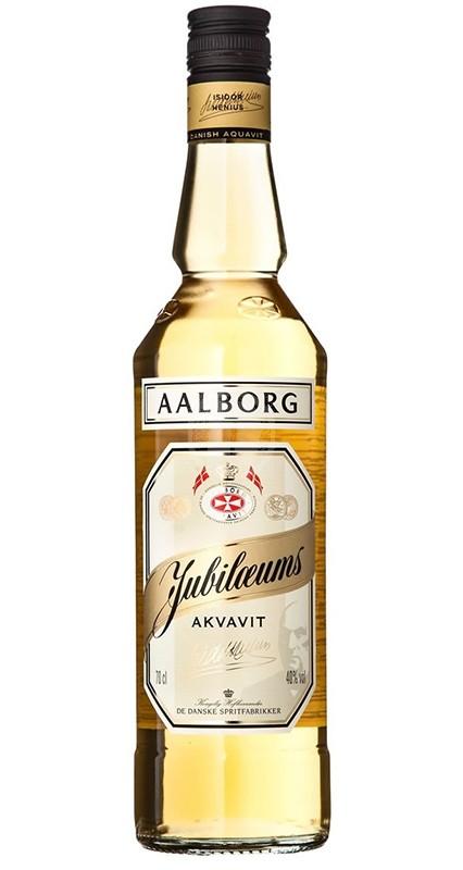 Aalborg Jubileums Akvavit 40% 0,7 ltr.