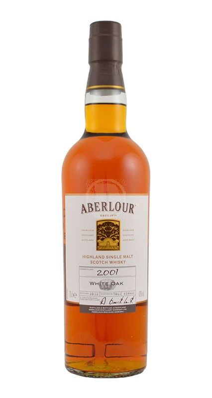 Aberlour White 2001