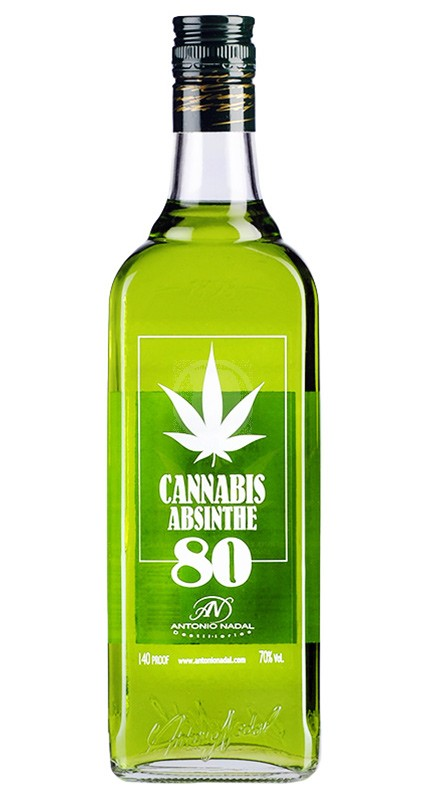Cannabis Absinth 80