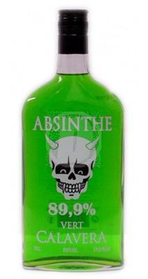 Absinthe 89.9% Vert Calavera