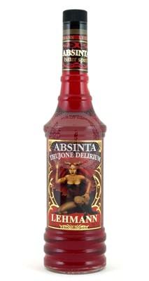 Absinthe Lehmann Dillerium 70 %