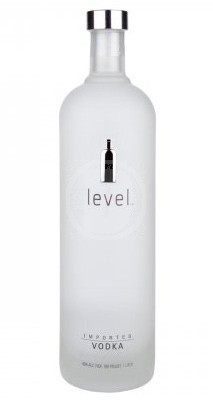 Super-premium vodkan - Level Vodka