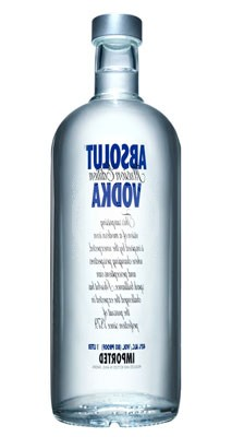 Absolut Illusion vodka 1 liter