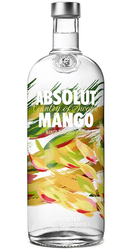 Absolut Vodka Mango