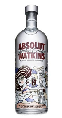 Absolut Vodka Watkins