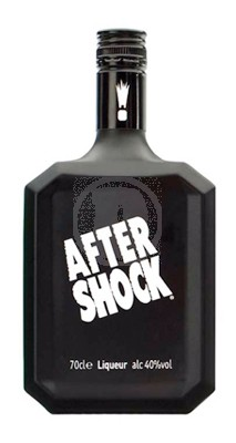 After Shock Black Likör