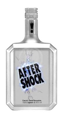 After Shock Silver likör