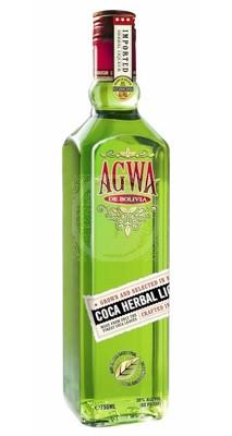 Agwa De Bolivia cocabladslikör