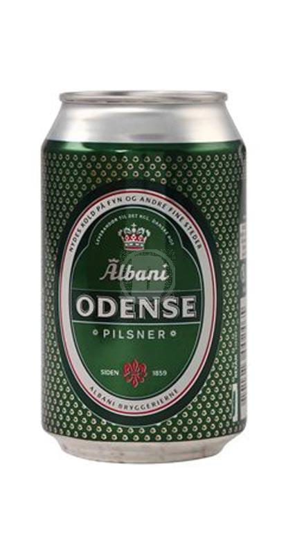 Albani Odense pilsner