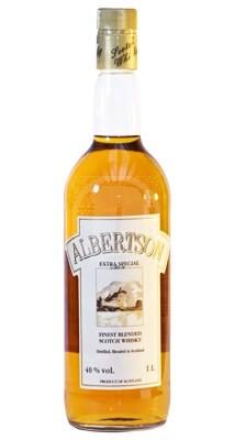 Albertson Whiskey 1 liter
