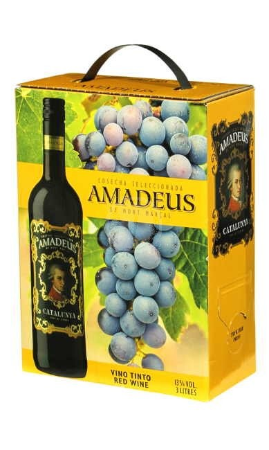 Amadeus Rött