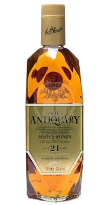 Antiquary Scotch Whiskey 21 årig 70 centiliter