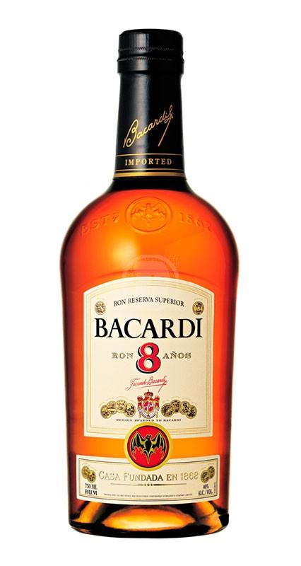 Bacardi 8 år
