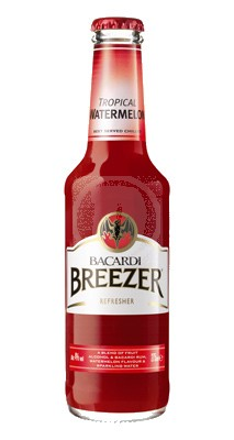 Bacardi Breezer Tropical Watermelon