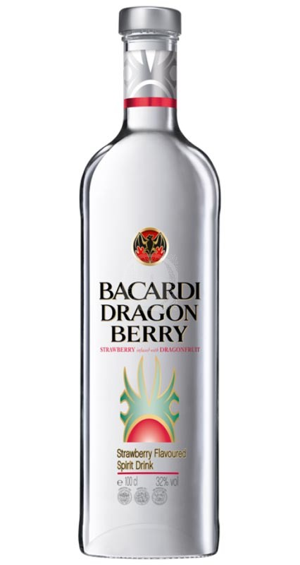 Bacardi Dragonberry