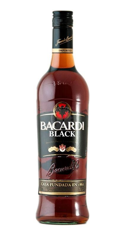 Bacardi Premium Black