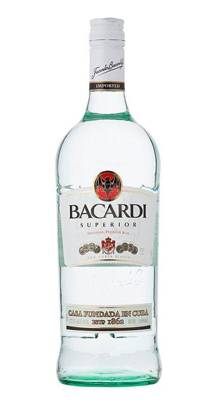 Bacardi Superior 3 liter