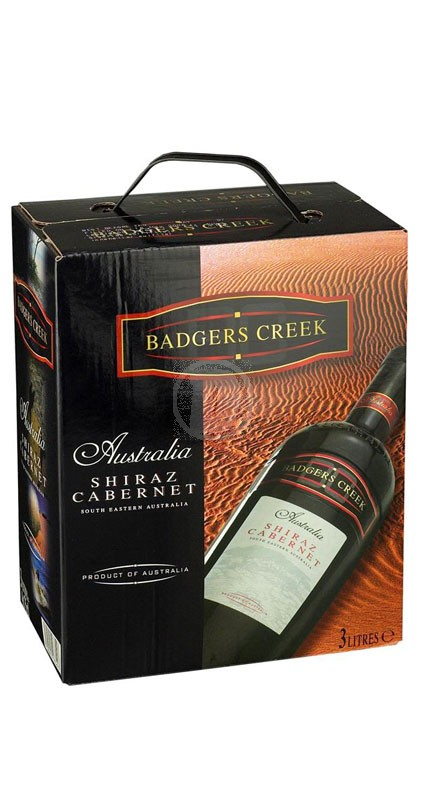 Badgers Creek 3 liter