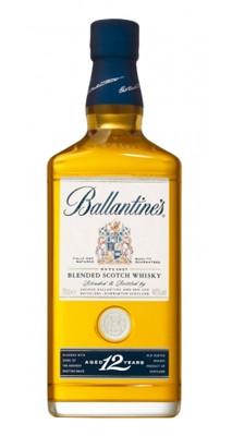 Ballantines 12 årig whisky