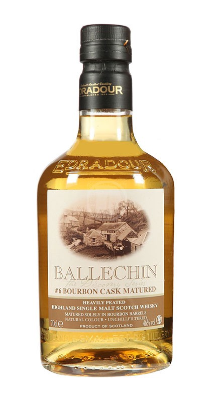 Ballechin Bourbon Cask Matured