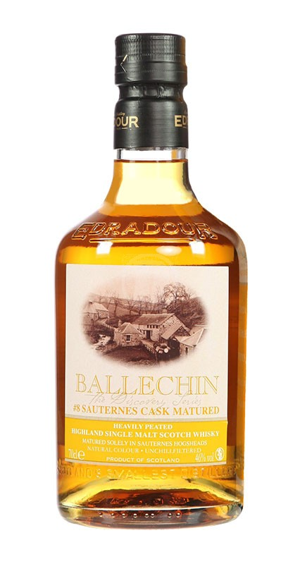 Ballechin Sauternes Cask Matured