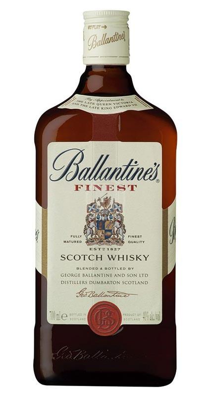 Ballentines Finest
