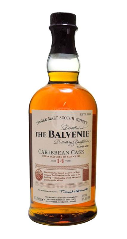 Balvenie 14 år Gold Cask