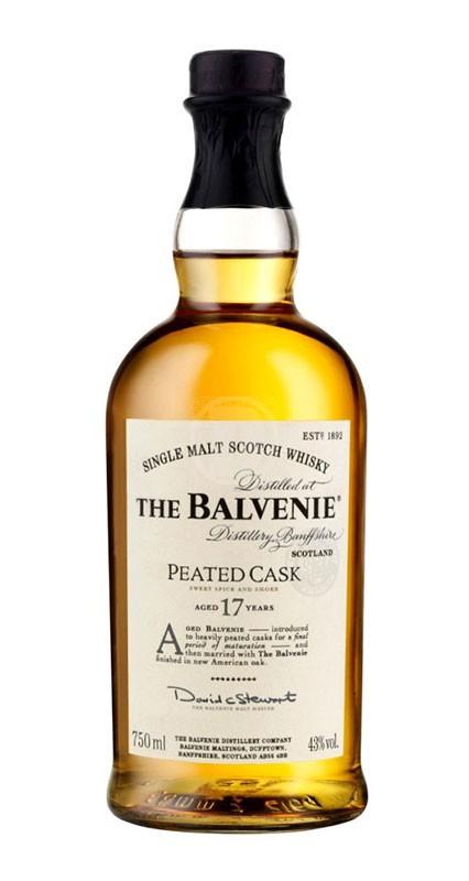 Balvenie Peated Cask 17 år