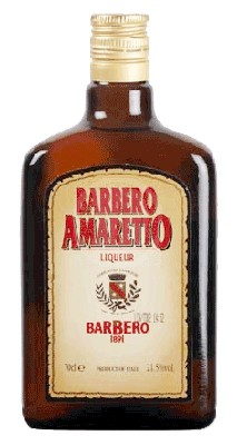Barbero Amaretto - Italiensk likör