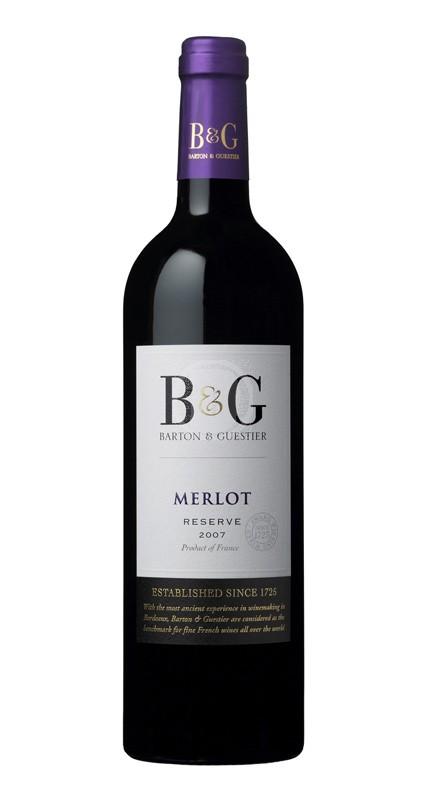 Barton & Guestier Merlot de Pays
