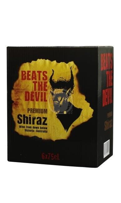 Beats The Devil Shiraz BIB