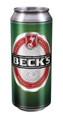 Becks 50 cl