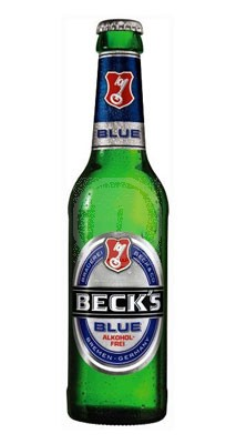 Becks Blue Alkoholfri