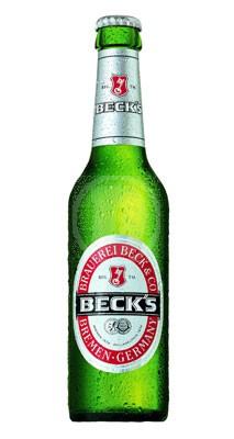 Becks 33 cl