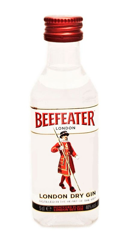 Beefeater Gin 50 ml