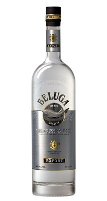 Beluga Vodka 1 Liter