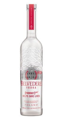 Belvedere Red vodka 1 Liter
