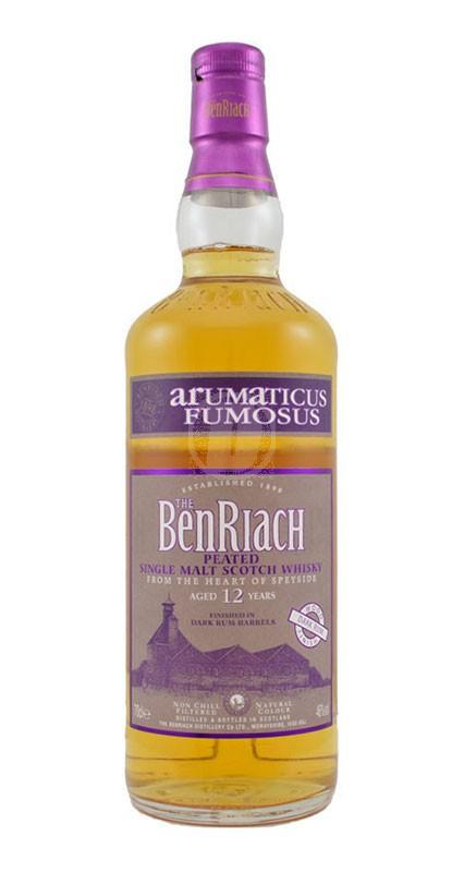BenRiach Arumaticus 12 år