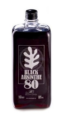 Black Absinthe 80 procent