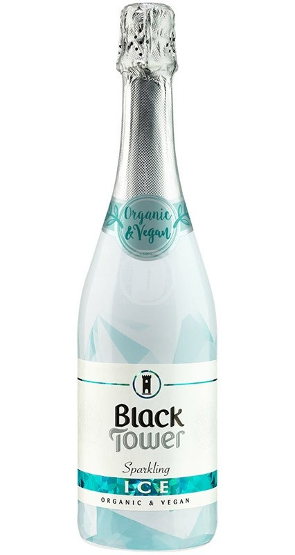 Black Tower Organic Sparkling ICE white