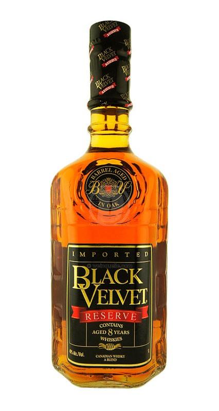 Black Velvet Reserve 8 år