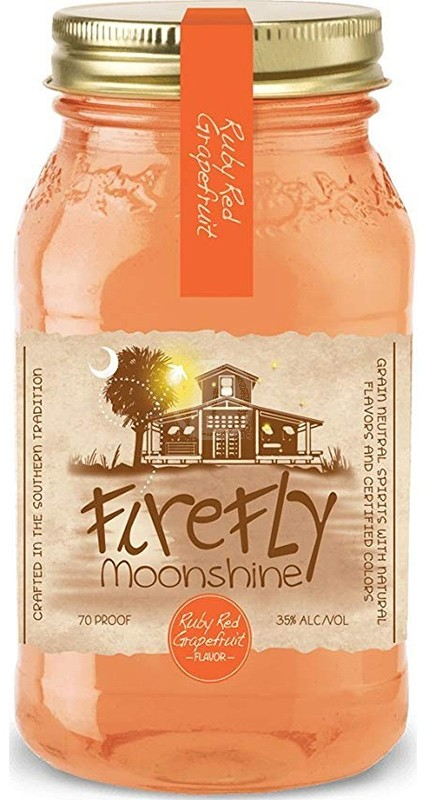 Firefly Moonshine Ruby Red