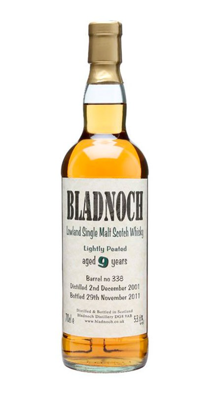 Bladnoch Lightly Peated