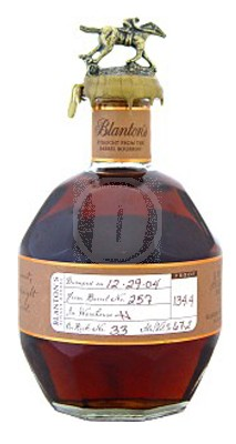 Blantons Straight From The Barrel